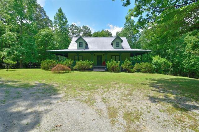 120 Patterson Ridge Road, Salem, SC 29676 (MLS #20216966) :: Tri-County Properties