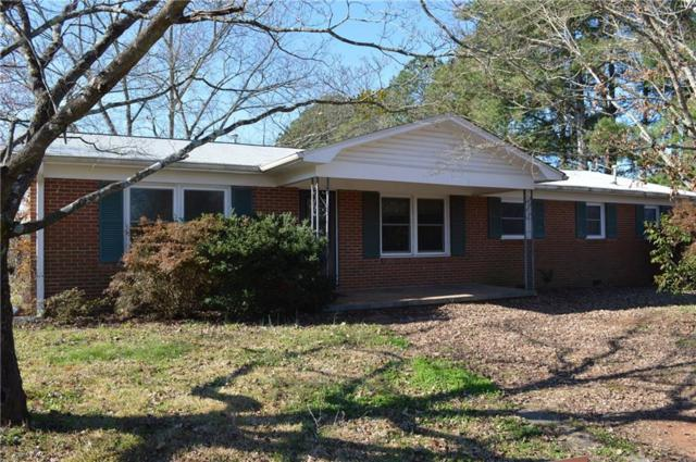 213 Morris Street, Central, SC 29630 (MLS #20217000) :: Tri-County Properties