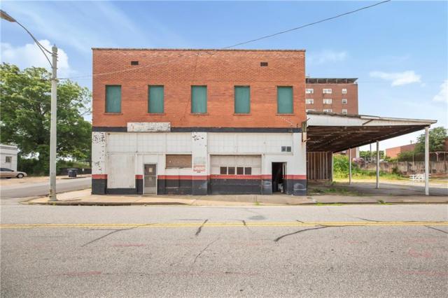 240 E Whitner Street, Anderson, SC 29621 (MLS #20217010) :: Les Walden Real Estate