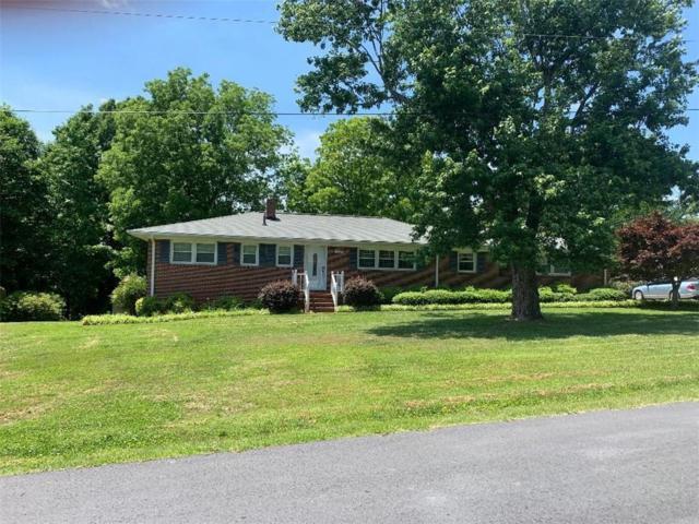 1433 E Tamassee Drive, Seneca, SC 29672 (MLS #20217033) :: Tri-County Properties