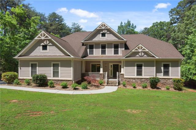 105 Chapelwood Drive, Anderson, SC 29625 (MLS #20217043) :: Les Walden Real Estate