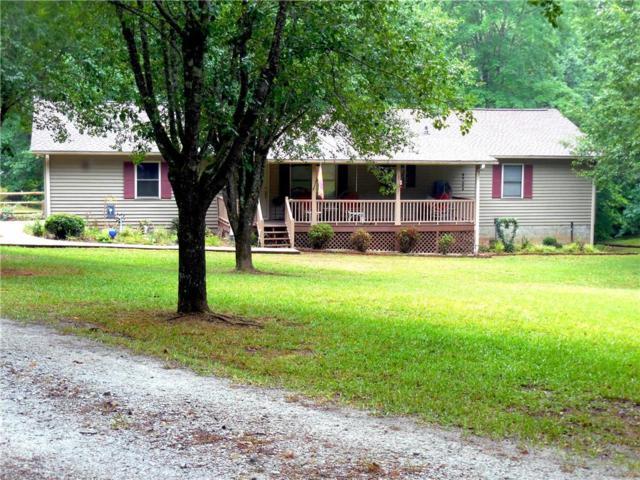 445 Lusk Hollow Road, Salem, SC 29676 (MLS #20217085) :: Les Walden Real Estate