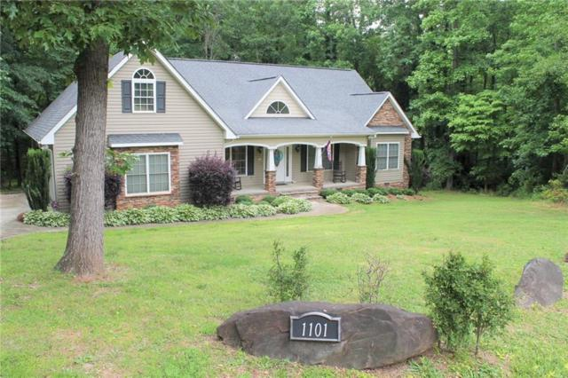 1101 Brookhollow Road, Anderson, SC 29625 (MLS #20217111) :: Tri-County Properties