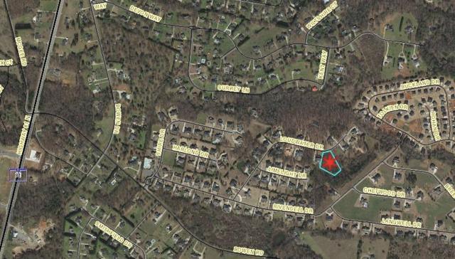 116 Loudwater Drive, Anderson, SC 29621 (MLS #20217148) :: Les Walden Real Estate
