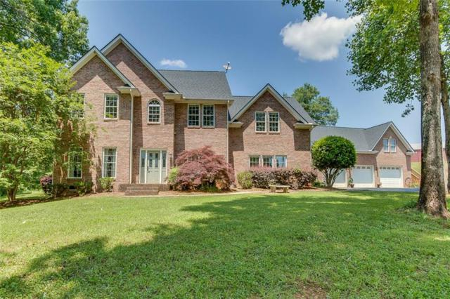 123 Nix Road, Liberty, SC 29657 (MLS #20217163) :: Tri-County Properties