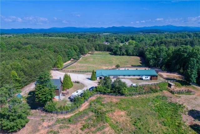 427 Damascus Church Road, Long Creek, SC 29658 (MLS #20217176) :: Tri-County Properties