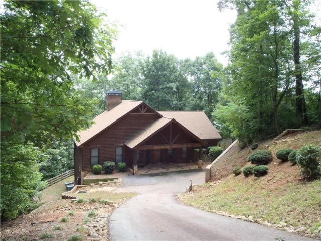 245 Horseshoe Bend Drive, Westminster, SC 29693 (MLS #20217182) :: Les Walden Real Estate