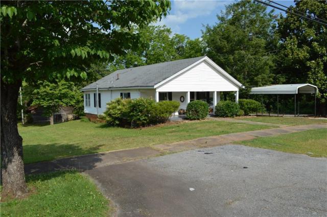 310 N Chestnut Street, Seneca, SC 29678 (MLS #20217187) :: Tri-County Properties