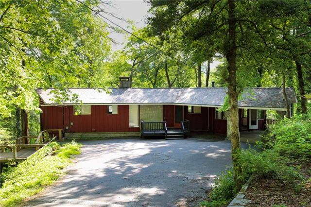 529 Hickory Hill Road, Highlands, NC 28741 (MLS #20217309) :: Allen Tate Realtors