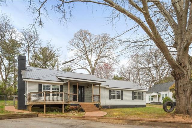 205 Powell Street, Easley, SC 29640 (MLS #20217314) :: Tri-County Properties