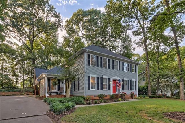 14 Merry Oak Trail, Piedmont, SC 29673 (MLS #20217321) :: Tri-County Properties