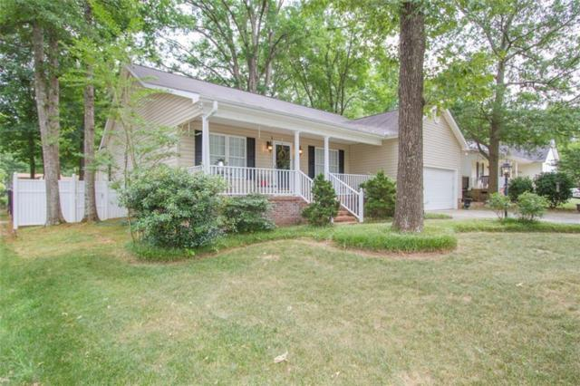 2908 Pope Drive, Anderson, SC 29625 (MLS #20217380) :: Les Walden Real Estate
