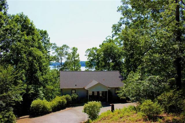 341 Hatteras Ridge, Six Mile, SC 29682 (MLS #20217410) :: Tri-County Properties at KW Lake Region