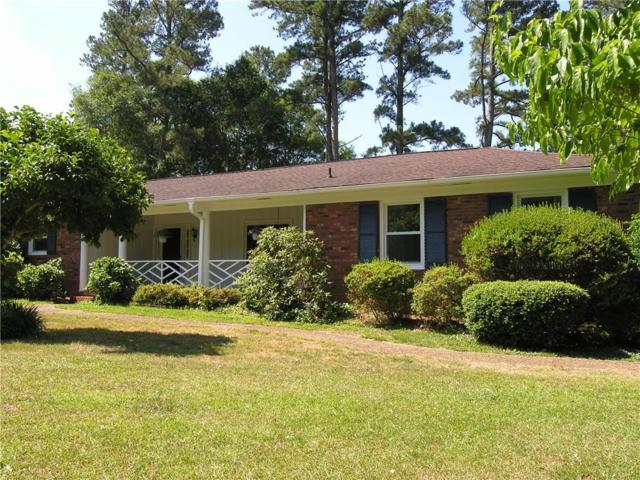 125 Windy Hill Road, Central, SC 29630 (MLS #20217427) :: Tri-County Properties