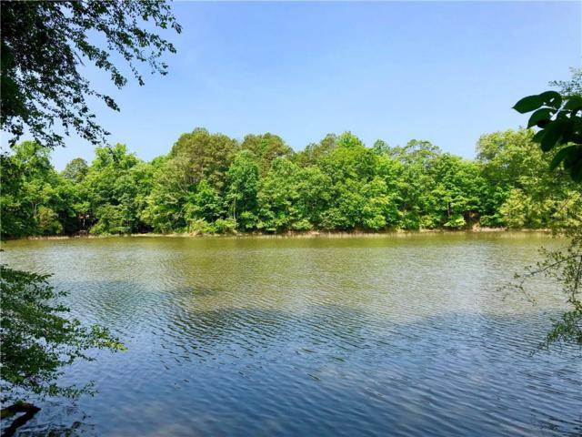 127 Lake Breeze Lane, Westminster, SC 29693 (MLS #20217442) :: Tri-County Properties