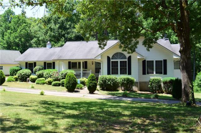 314 Arphenia Drive, West Union, SC 29696 (MLS #20217450) :: Les Walden Real Estate