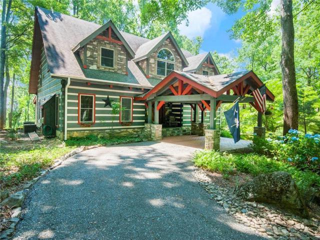 5 Split Rock Ford Road, Landrum, SC 29356 (MLS #20217461) :: Les Walden Real Estate