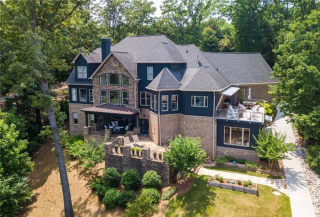 116 Crest Pointe Drive, Seneca, SC 29672 (MLS #20217496) :: Les Walden Real Estate
