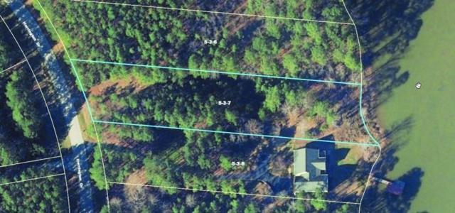 00 Herrington Drive, Cross Hill, SC 29332 (MLS #20217505) :: Les Walden Real Estate