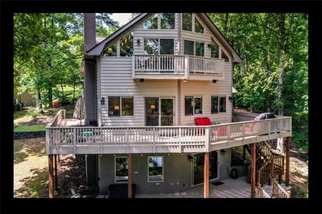133 Warriors Creek Drive, West Union, SC 29696 (MLS #20217526) :: Les Walden Real Estate