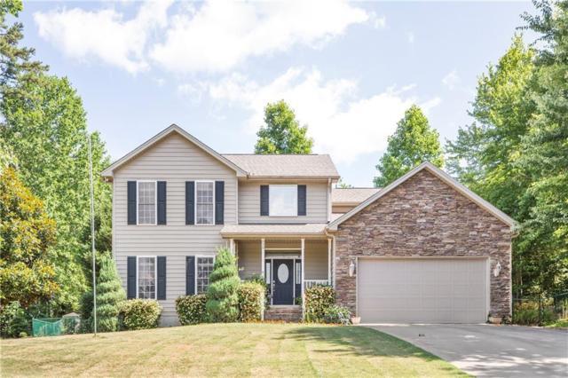 110 Cardinal Drive, Seneca, SC 29672 (MLS #20217538) :: Les Walden Real Estate