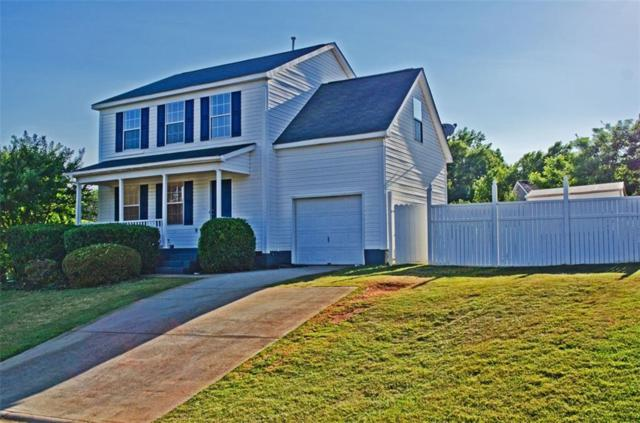 1 Seven Pines Court, Greer, SC 29651 (MLS #20217584) :: The Powell Group