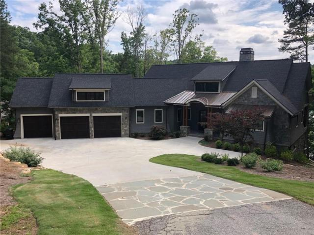 188 Hickory Springs Way, Six Mile, SC 29682 (MLS #20217587) :: The Powell Group
