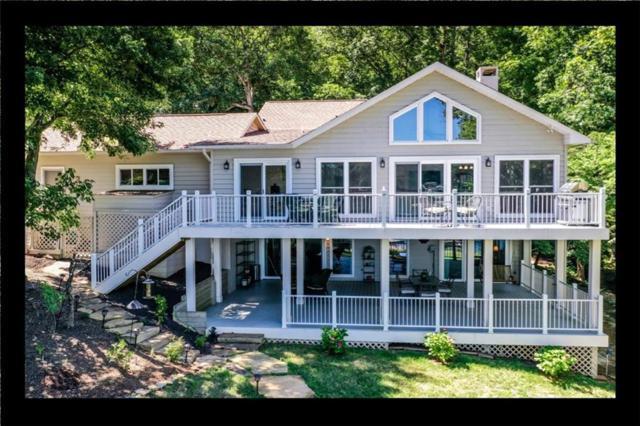 528 Long Reach Drive, Salem, SC 29676 (MLS #20217627) :: Les Walden Real Estate