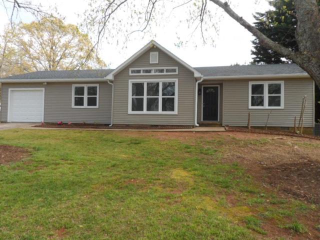 109 Davidson Drive, Powdersville, SC 29642 (MLS #20217636) :: Les Walden Real Estate
