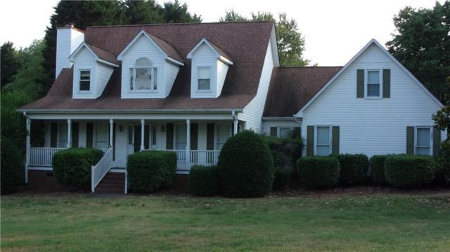 136 Dustin Street, Easley, SC 29640 (MLS #20217644) :: Les Walden Real Estate