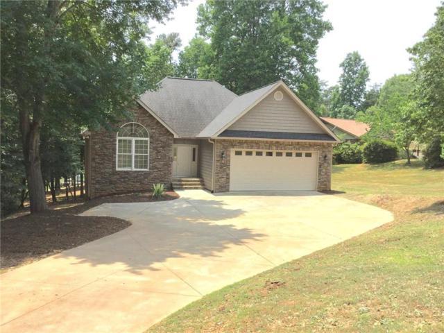 214 Trail End Road, Anderson, SC 29626 (MLS #20217664) :: Les Walden Real Estate