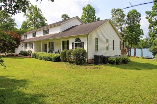 616 Lighthouse Court, Seneca, SC 29672 (MLS #20217748) :: Les Walden Real Estate