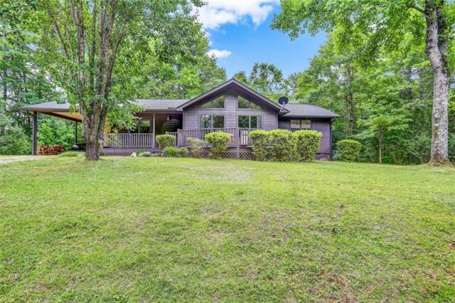 115 White Tail Ridge, Pickens, SC 29671 (MLS #20217763) :: Tri-County Properties