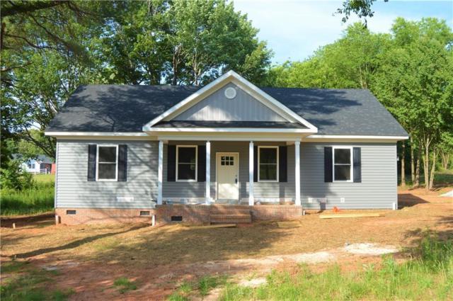 5839 Moorefield Memorial Highway, Liberty, SC 29657 (MLS #20217766) :: Les Walden Real Estate