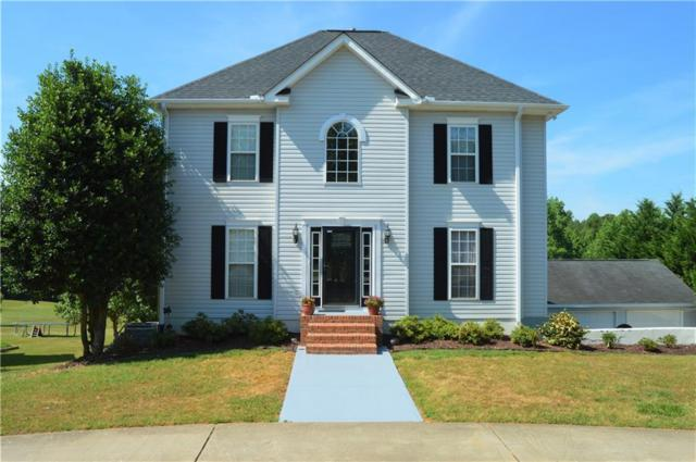 121 Chandler Drive, Liberty, SC 29657 (MLS #20217768) :: The Powell Group