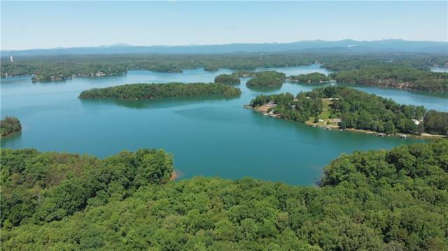 0 Keowee Trail, Six Mile, SC 29682 (#20217812) :: Connie Rice and Partners