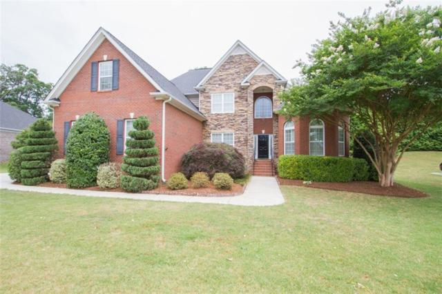 4 Little Pond Drive, Greenville, SC 29607 (MLS #20217860) :: The Powell Group