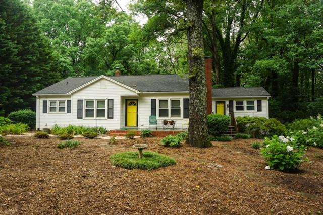 203 Augusta Road, Clemson, SC 29631 (MLS #20217868) :: The Powell Group