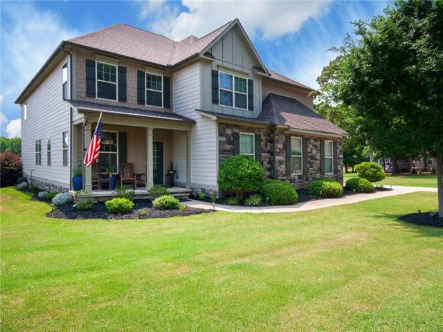 111 Waltzing Vine Lane, Williamston, SC 29697 (MLS #20217869) :: Allen Tate Realtors