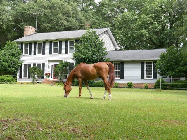 1538 Old Denver School Road, Anderson, SC 29625 (#20217917) :: Connie Rice and Partners