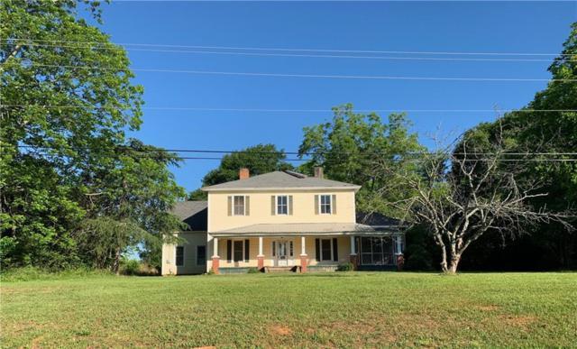 203 Am Ellison Road, Anderson, SC 29621 (MLS #20217937) :: Les Walden Real Estate