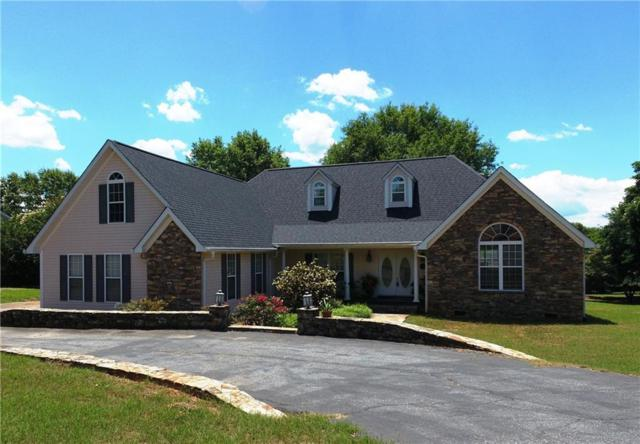 116 Fairway Drive, Pickens, SC 29671 (MLS #20217944) :: The Powell Group