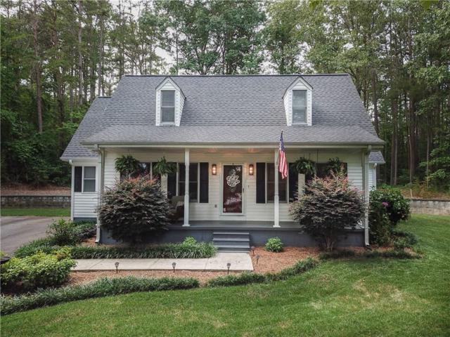 207 E Martinshore Drive, Seneca, SC 29678 (MLS #20217946) :: Les Walden Real Estate