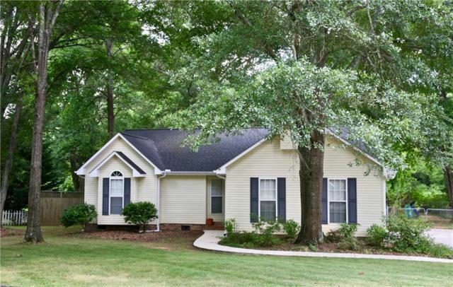 208 Old Colony Road, Anderson, SC 29621 (MLS #20218000) :: Les Walden Real Estate