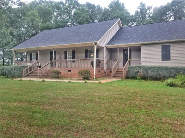 436 Mcelrath Road, Starr, SC 29684 (MLS #20218005) :: The Powell Group