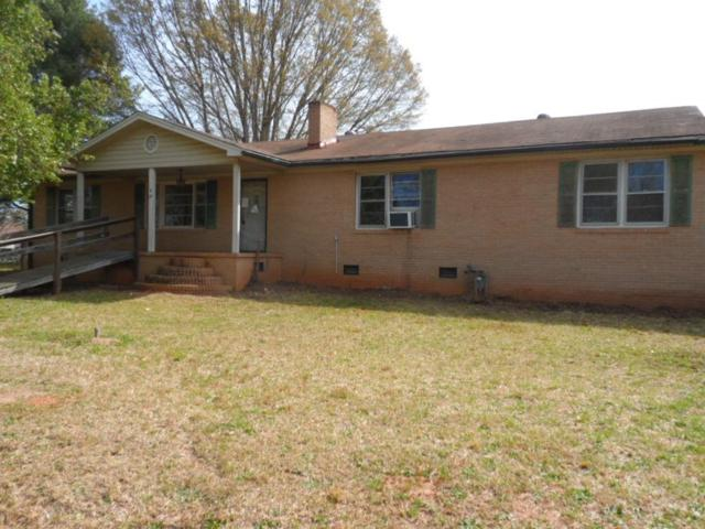 34 Beasley Drive, Honea Path, SC 29654 (MLS #20218012) :: Les Walden Real Estate