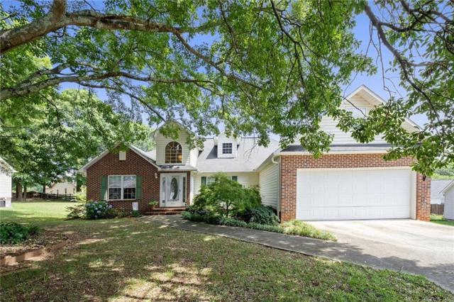 170 Amberwood Drive, Anderson, SC 29621 (MLS #20218018) :: Les Walden Real Estate