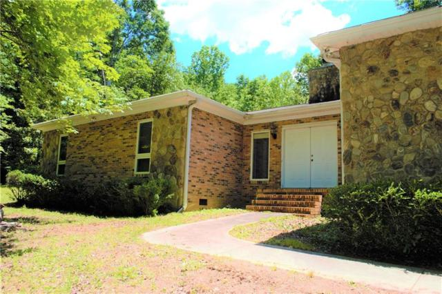 628 Holly Springs School Road, Pickens, SC 29671 (MLS #20218049) :: The Powell Group