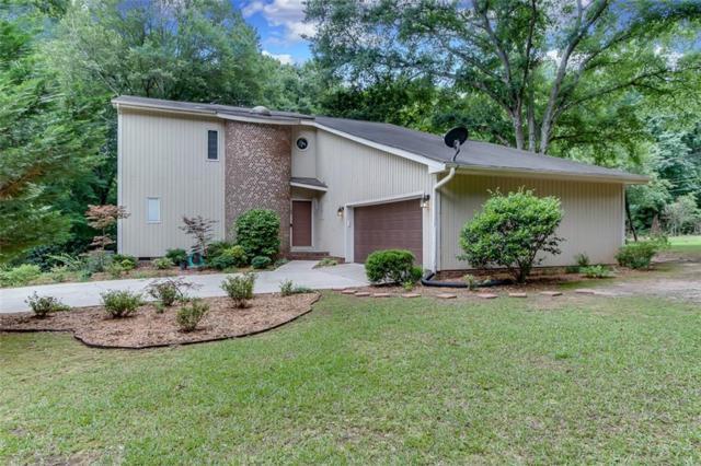 102 Vineyard Road, Clemson, SC 29631 (MLS #20218053) :: Les Walden Real Estate