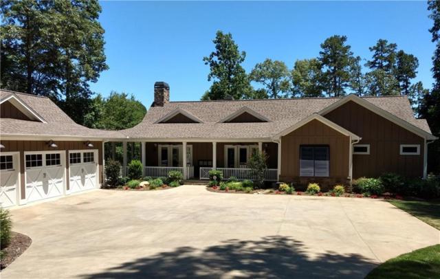 523 High Hammock Drive, Seneca, SC 29672 (MLS #20218068) :: Les Walden Real Estate